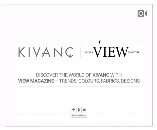Discover the world of Kıvanc with View Magazine