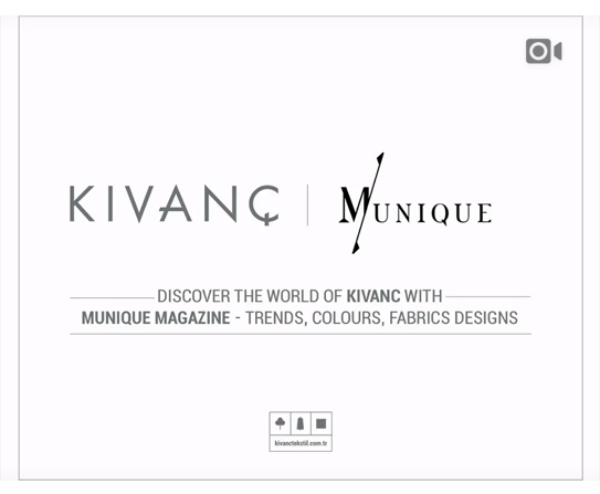 Discover the world of Kıvanc with M-Unique Magazine