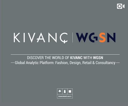 Discover the world of Kıvanc with WGSN