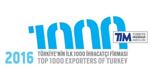 Leading local textile industry at 20th place, KIVANÇ Tekstil is the 389 biggest company of Turkey